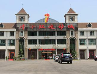 湖北仙桃李小双运动城项目