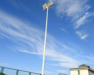 泾川文体广电局体育公园LED体育照明项目