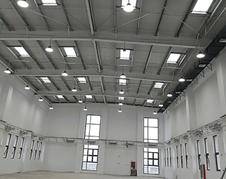 LED篮球场照明