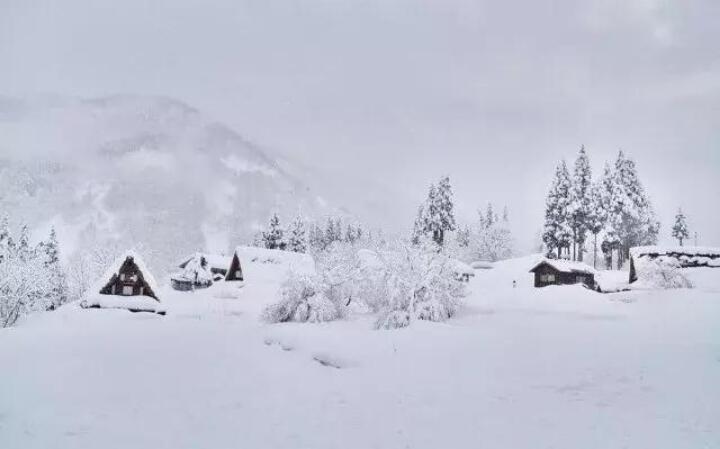 今日大雪,华夏北斗星与你邂逅在最美时节!