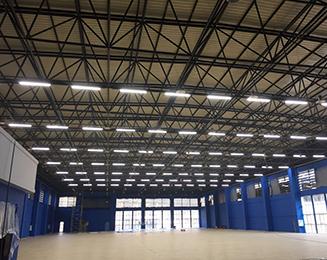 四川攀枝花仁和体育中心LED体育照明
