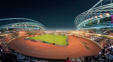北斗星LED大型运动场体育照明专用灯