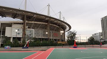 北斗星LED室外篮球场体育照明专用灯