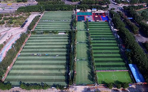 广州奥体新安足球公园LED体育照明项目