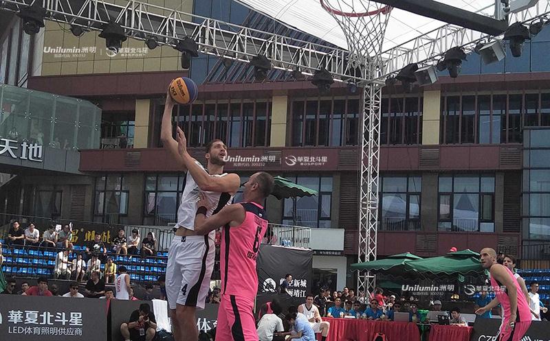 <b>2018国际篮球3X3挑战赛杭州站即将开战,各国高手齐聚杭州</b>