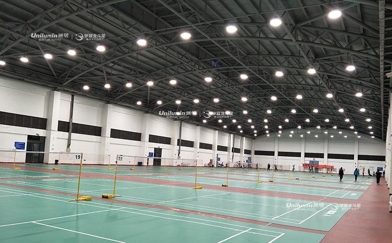 <b>解析为何越来越多羽毛球场照明采用LED体育照明</b>