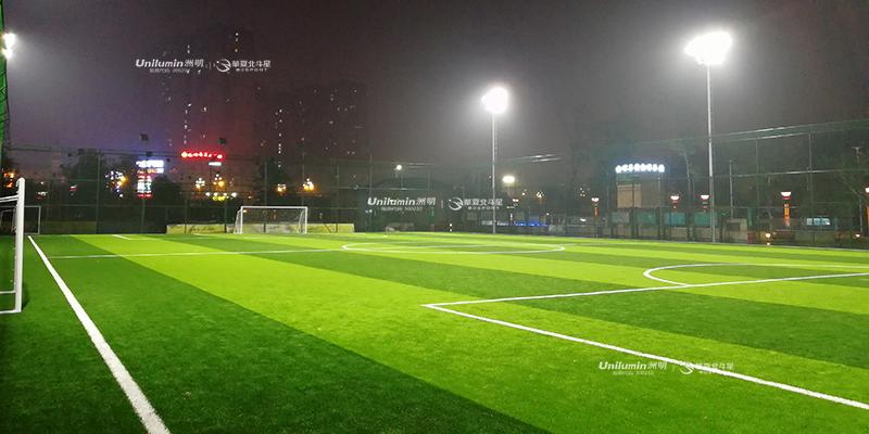 世界杯幕后英雄:足球场照明多杆布置在足球场照明中的应用!